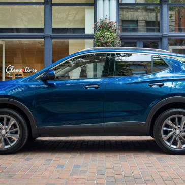View the 2021 Buick Encore in Odessa, TX at Team Sewell Buick.
