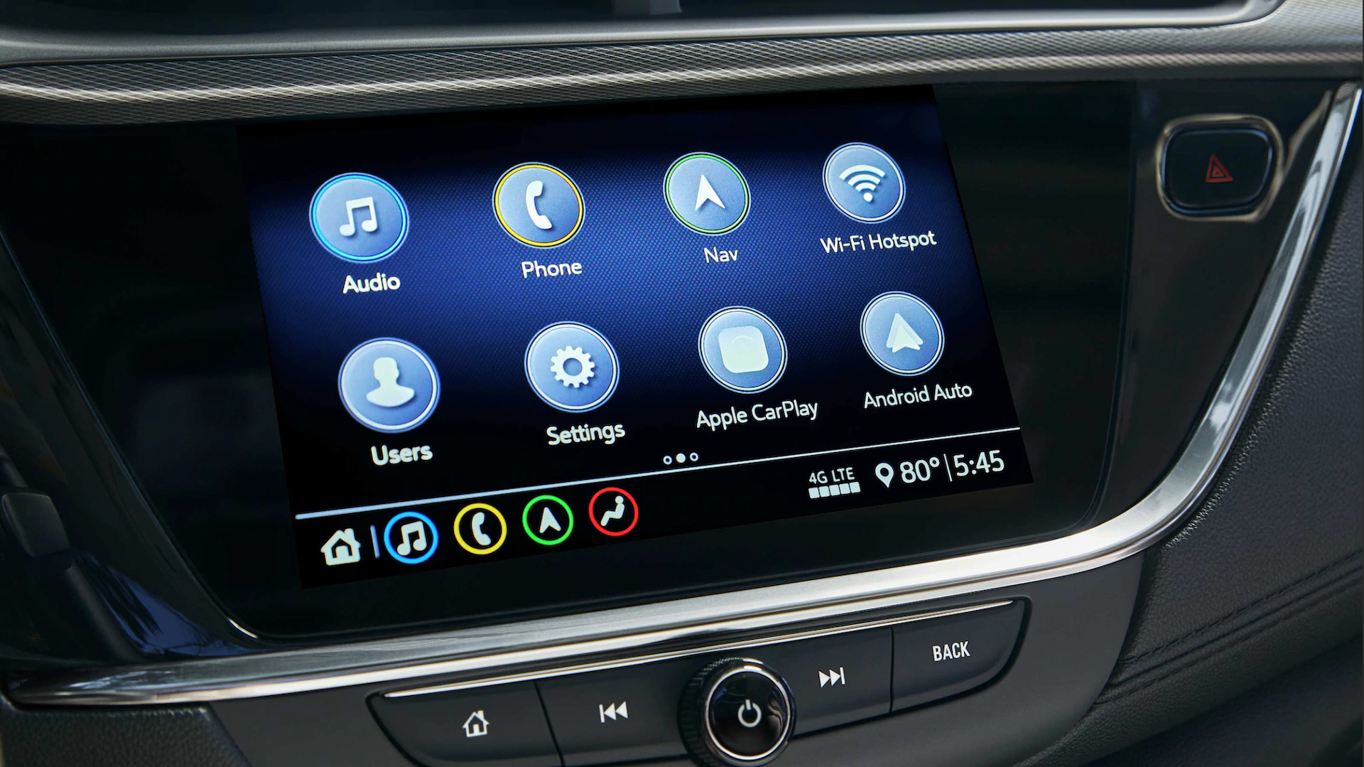 Use your favorite apps in the New 2021 Encore