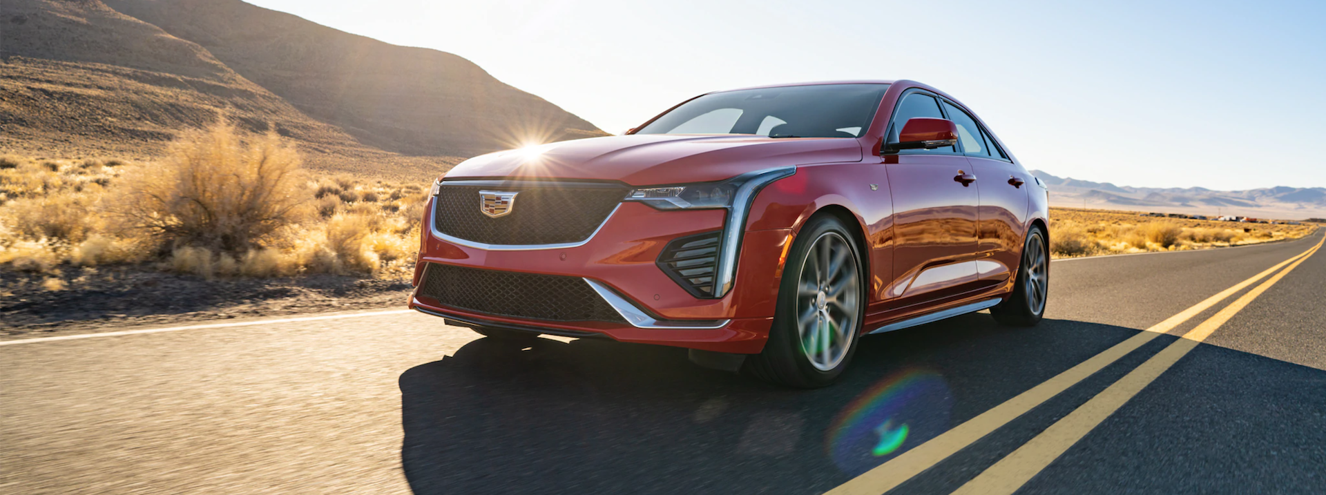 View the 2021 Cadillac CT4 at Team Sewell.