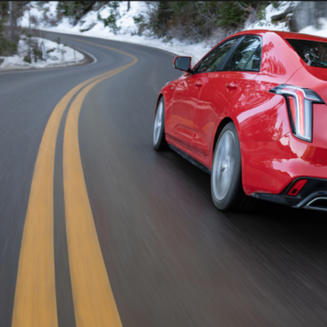 Take the New 2021 Cadillac CT4 on a test drive today.