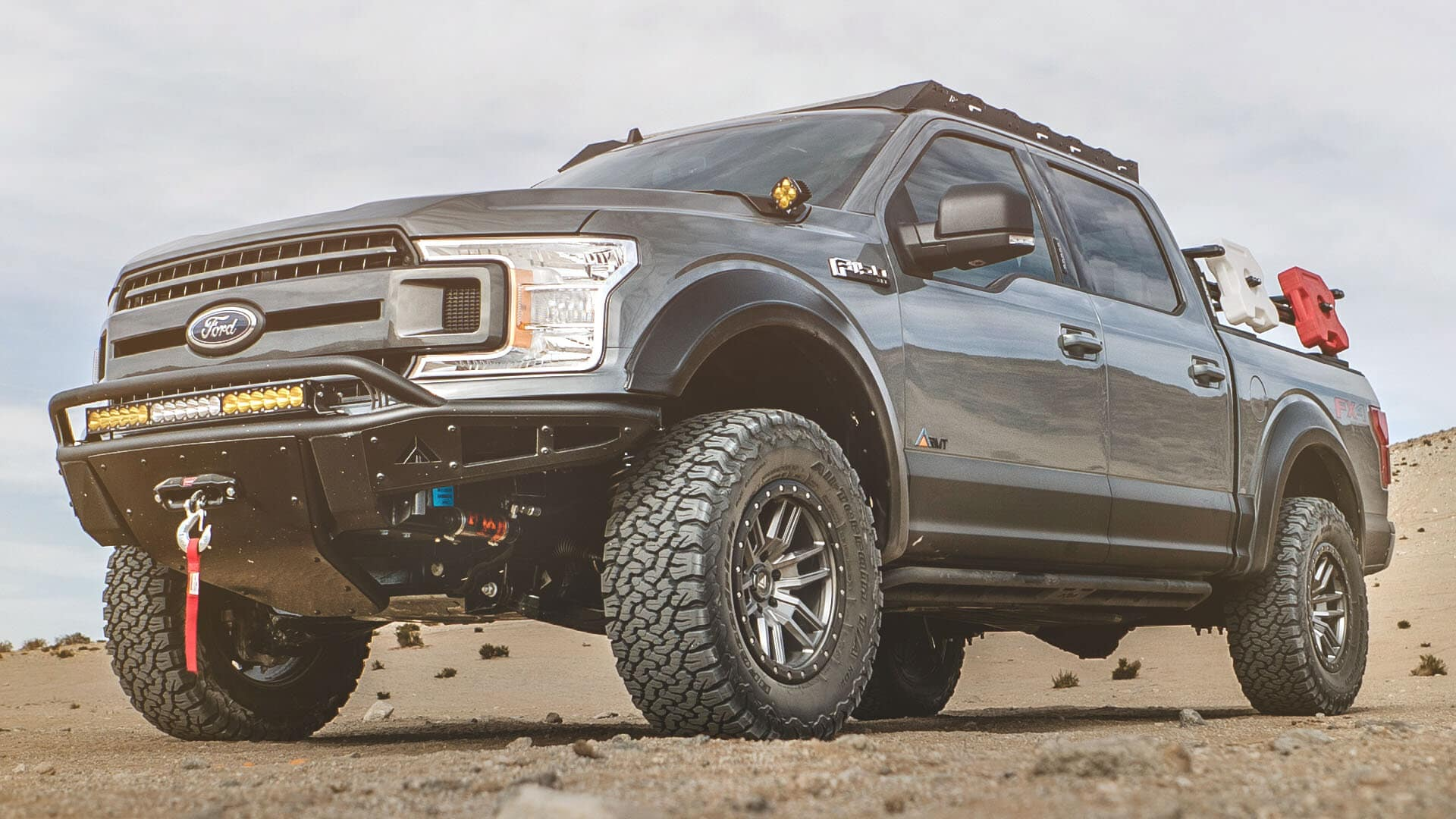 Sewell Ford RMT Overland Dealer in West Texas Ford F-150 Edition