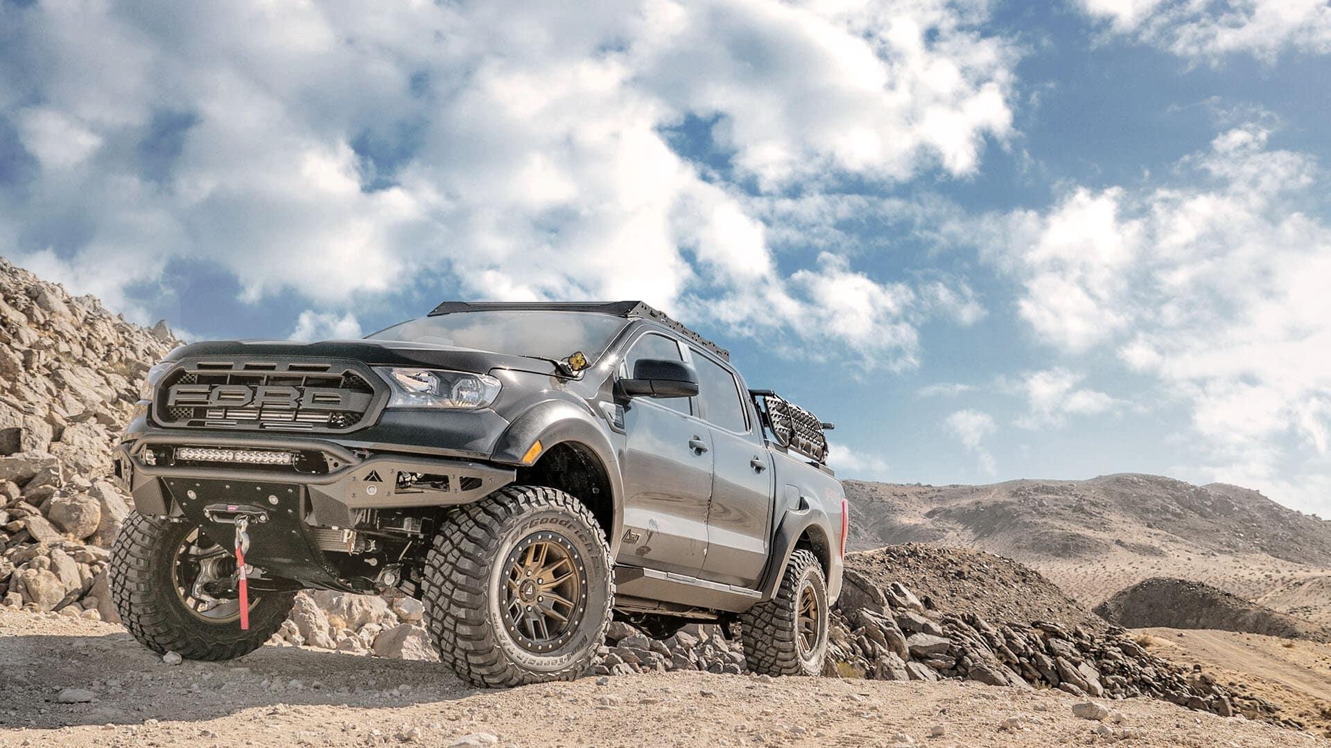 Sewell Ford RMT Overland Dealer in Odessa, Texas Ford Ranger Black