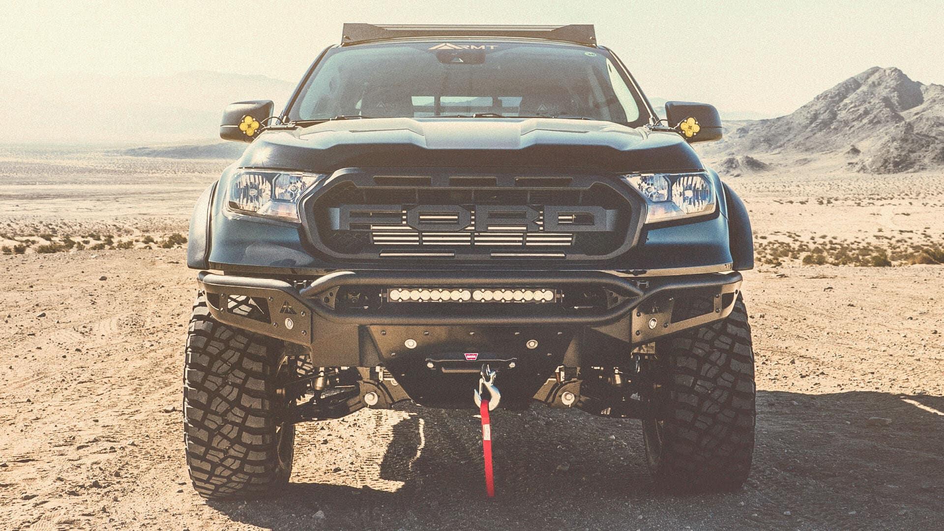 Ford RMT Overland Dealer in West Texas Ford Ranger Front End