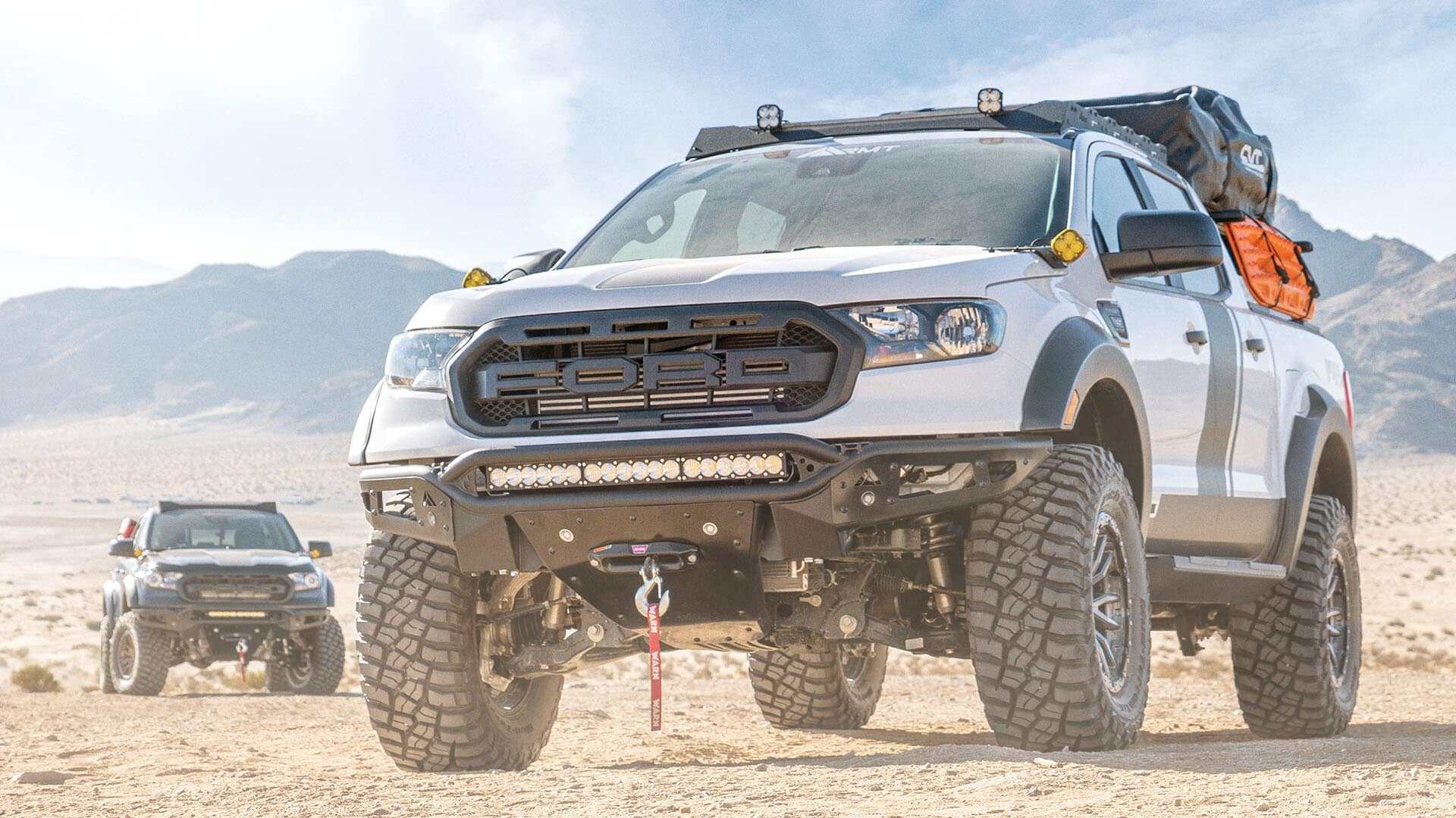 Sewell Ford RMT Overland Dealer in Odessa, Texas Ford Rangers
