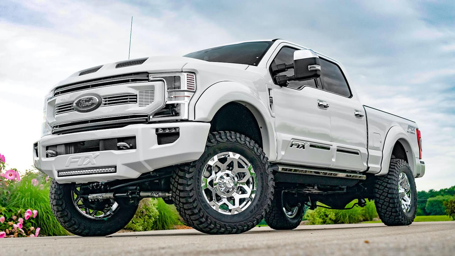 Sewell Ford Tuscany Motor Co. Dealer in West Texas FTX F-250 Edition