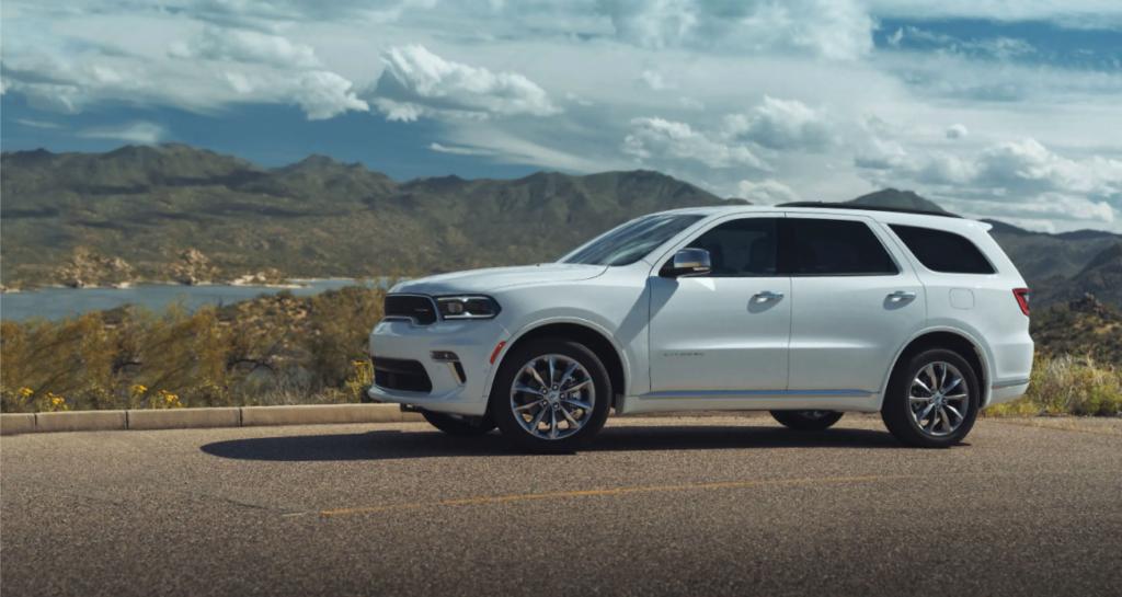 New 2021 Dodge Durango Near Me - Serving Austin, TX