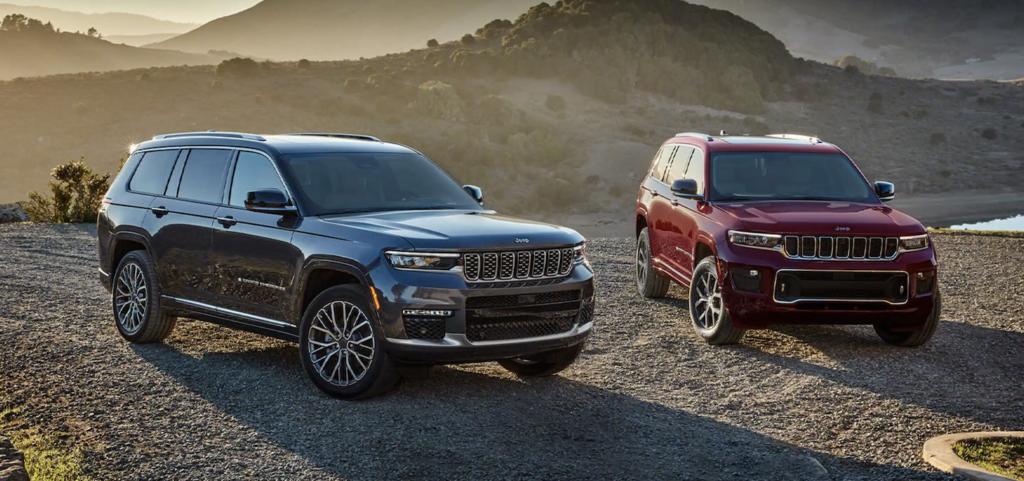 New 2021 Jeep Grand Cherokee L Near Me - Austin, TX