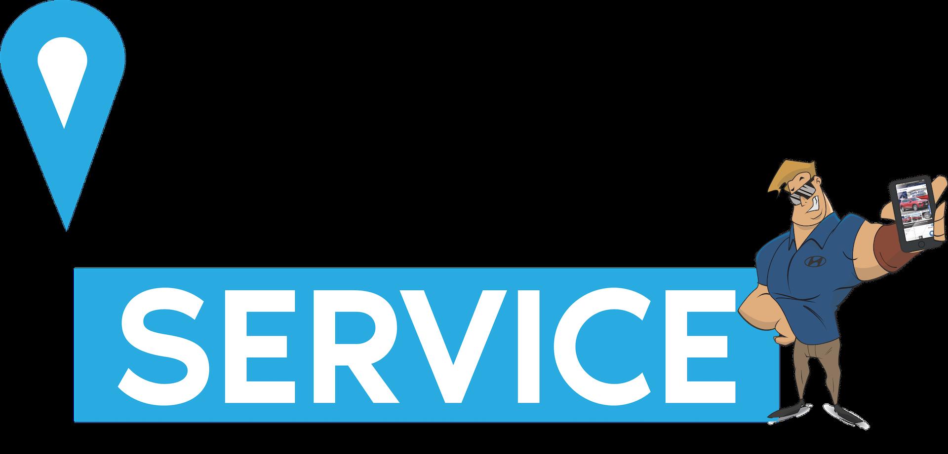 Valet Service banner