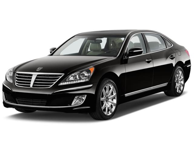 2020 Hyundai Equus vs 2020 Lincoln Continental