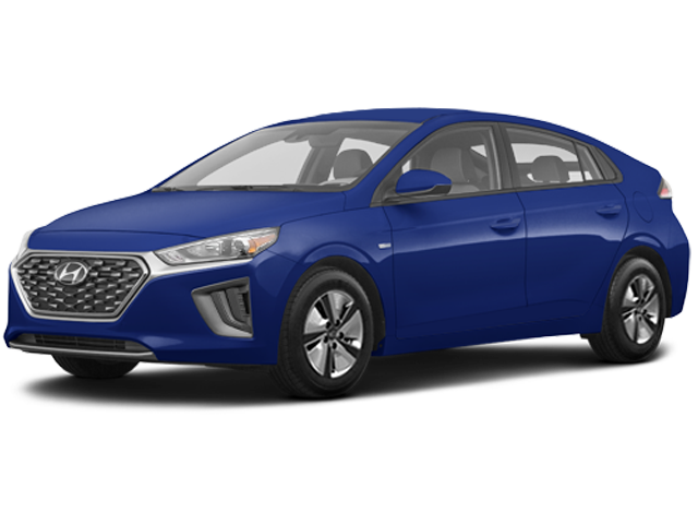 2020 Hyundai Ioniq Hybrid vs 2020 Ford C-Max