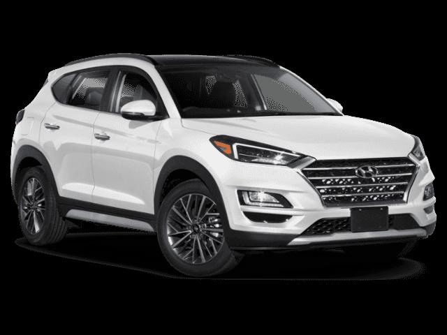 2020 Hyundai Tucson vs 2020 Porsche Macan