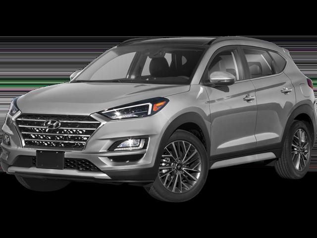 2021 Hyundai Tucson vs 2021 GMC Terrain