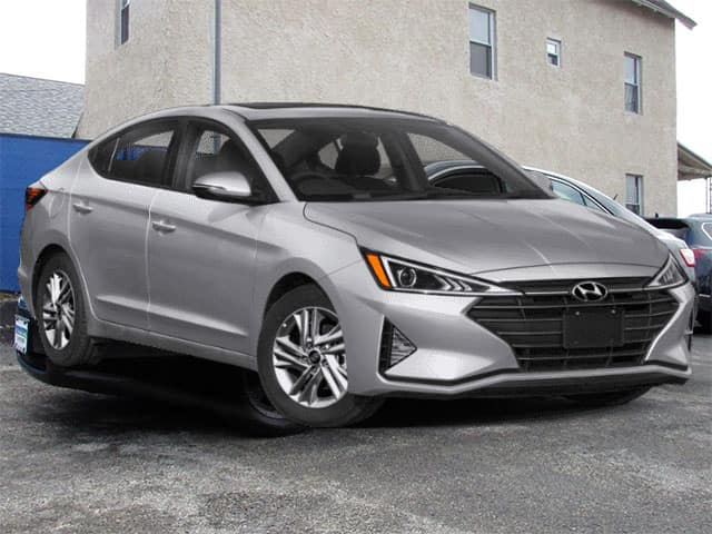 2018 Hyundai Elantra vs. 2018 Honda Civic