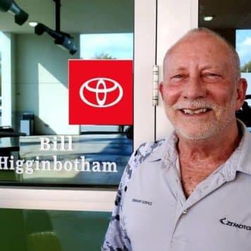 Bill Higginbotham