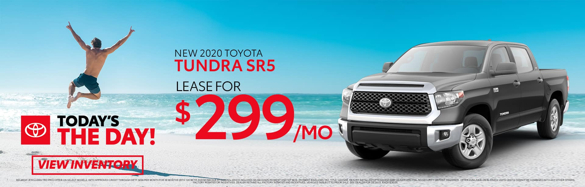 New 2020 Toyota Tundra at Toyota of Fort Walton Beach!