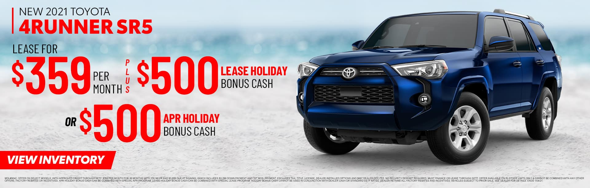 New 2021 Toyota 4Runner SR5 | Sales NOW at Toyota of Fort Walton Beach