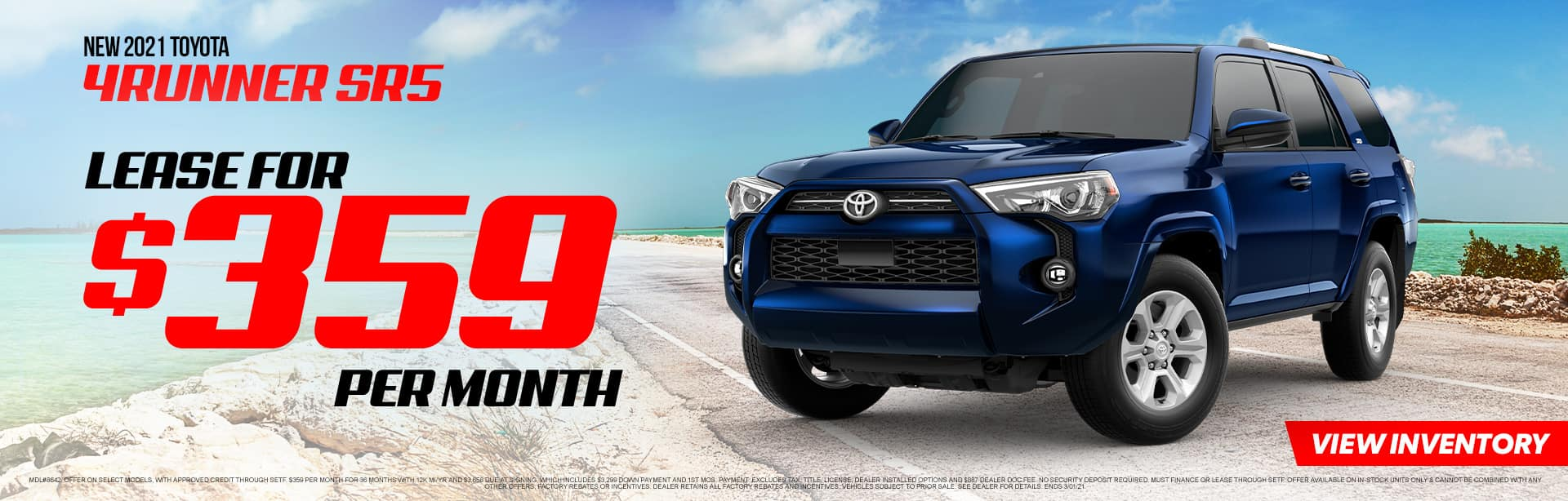 NEW 2021 TOYOTA 4RUNNER SR5 | THE YEAR OF THE TOYOTA