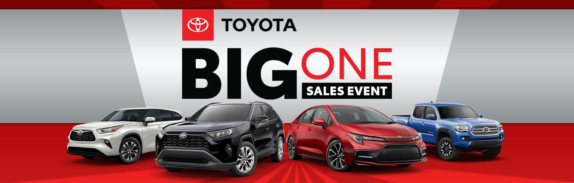 Big One Sales Event