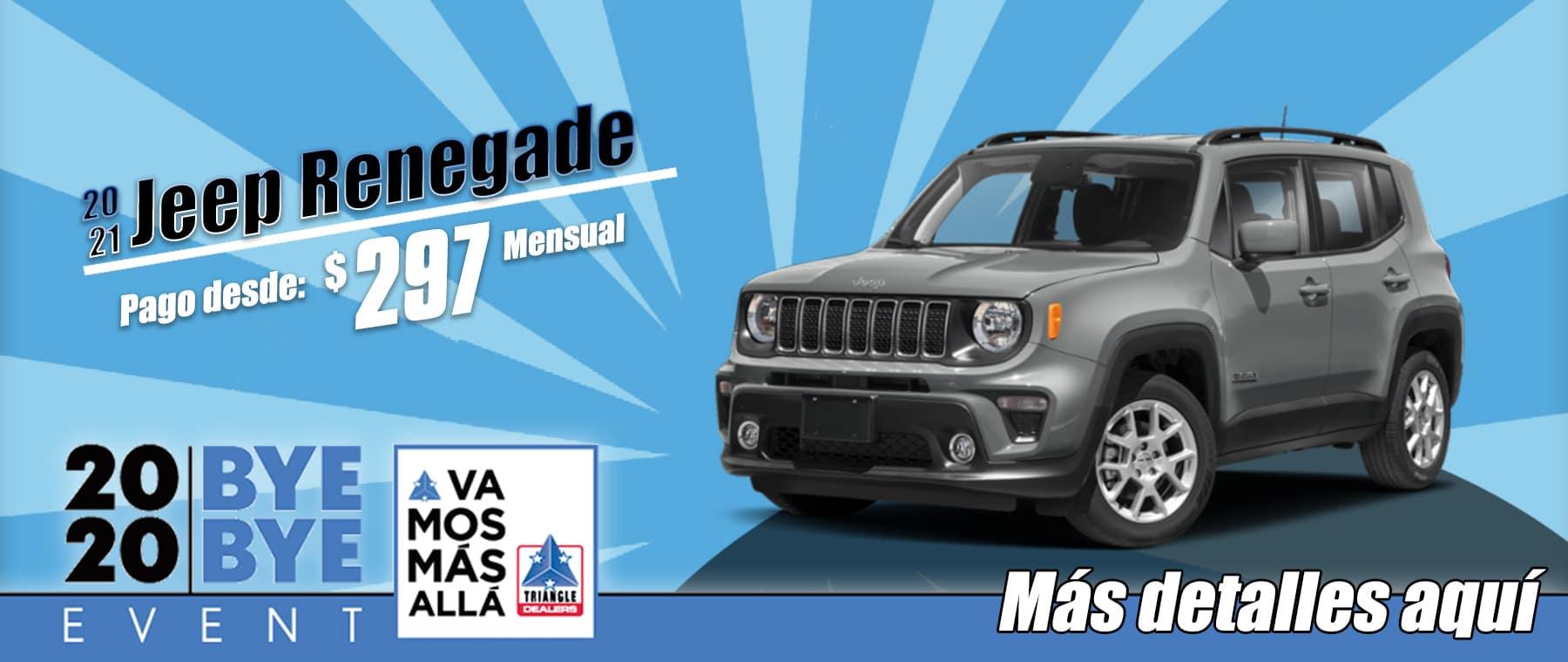 jeep renegade granito