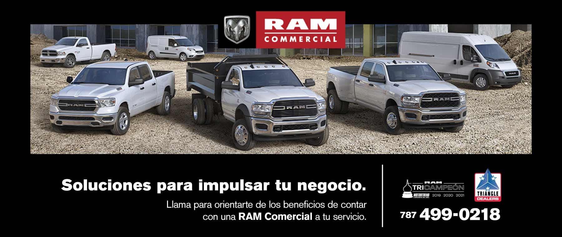 Arte Vehiculos Comerciales
