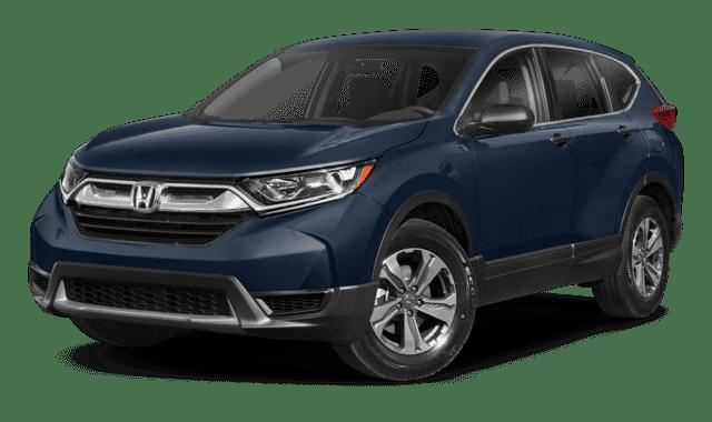 Navy Blue 2019 Honda CR-V