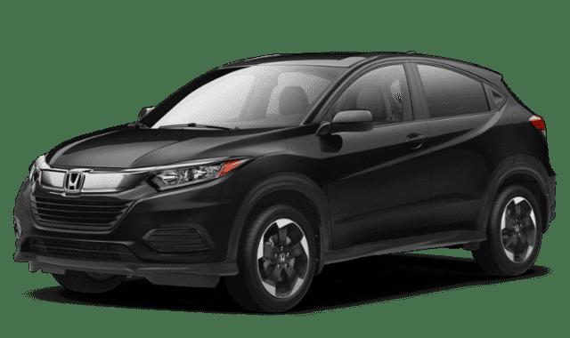 Black 2019 Honda HR-V