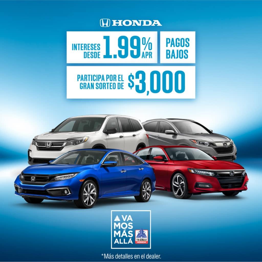 ¡¡¡Pagos Bajos En Tu Nuevo Honda 2020l!!!