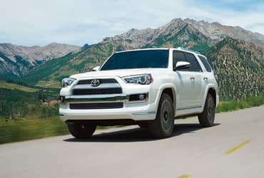 Toyota Lifestyle Image - 2019 4runner