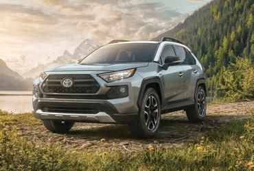 Toyota Lifestyle Image - 2019 Rav4