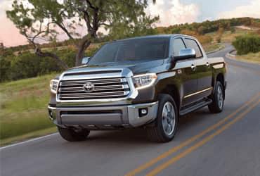 Toyota Lifestyle Image - 2019 Tundra - black