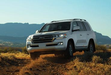 Toyota Lifestyle Image - 2019 land cruiser