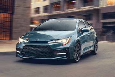 Toyota Lifestyle Image - 2020 corolla