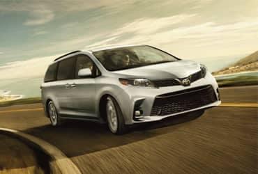Toyota Lifestyle Image - 2020 sienna