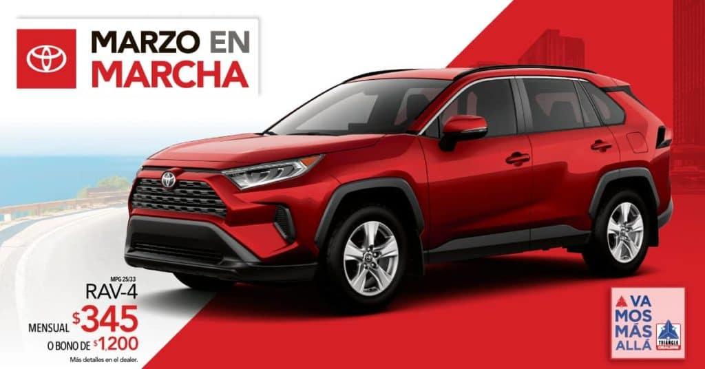 2020 Toyota RAV-4