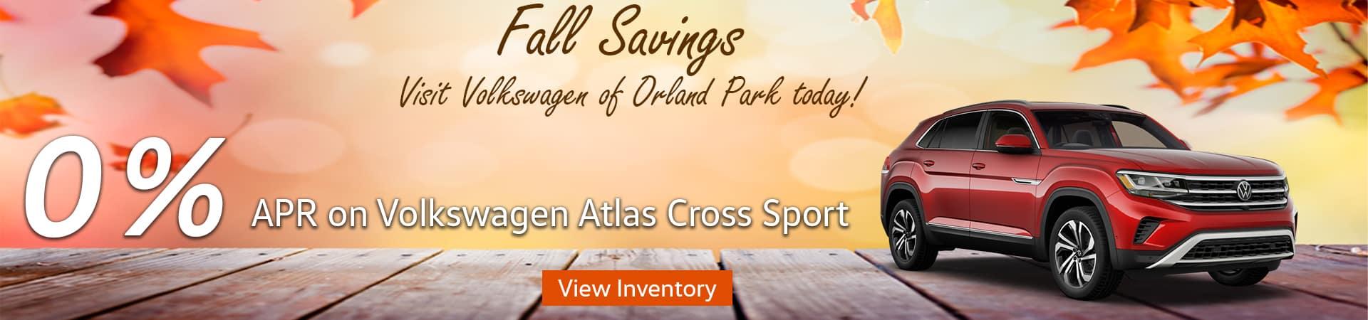 Atlas Cross Sport 0% APR 10-7