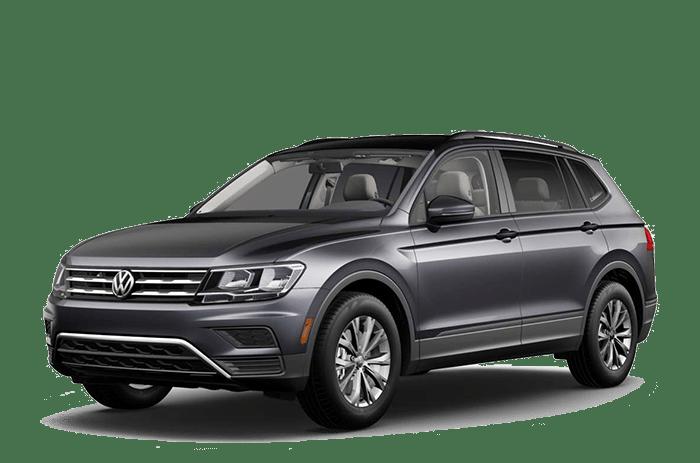2020 Volkswagen Tiguan 2.0T S FWD- Stock #55231L