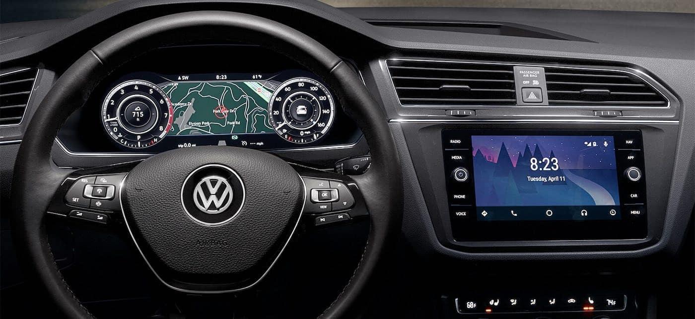 VW Digital Cockpit