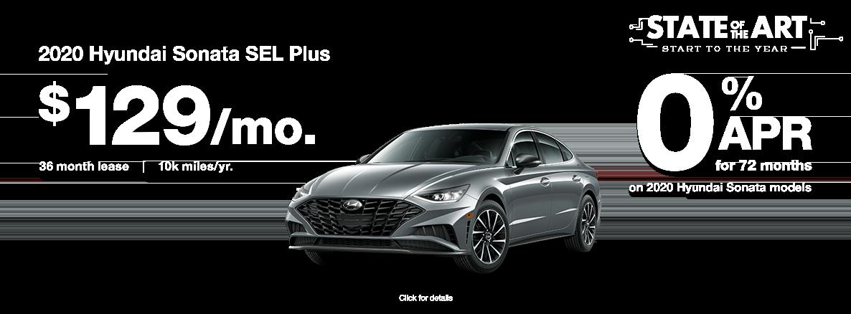 2020 Hyundai Sonata SEL Plus 1.6T