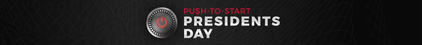 Push To Start Presidents Day Sales Event Walser