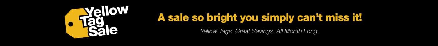 Yellow Tag Sales Event at Walser Hyundai