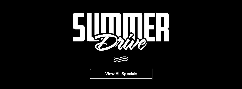 Summer Drive Sales Event at Walser Hyundai