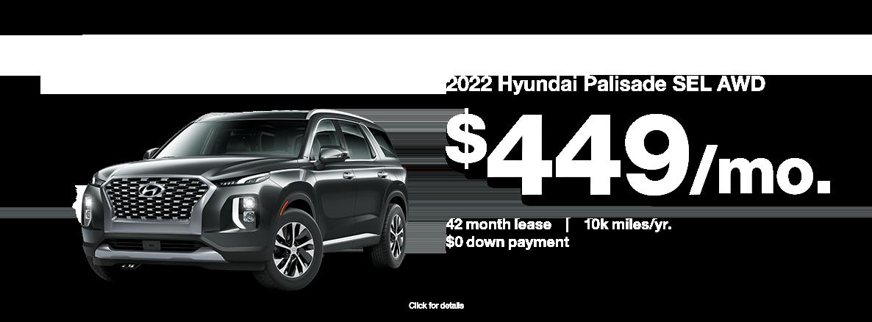 2022 Hyundai Palisade