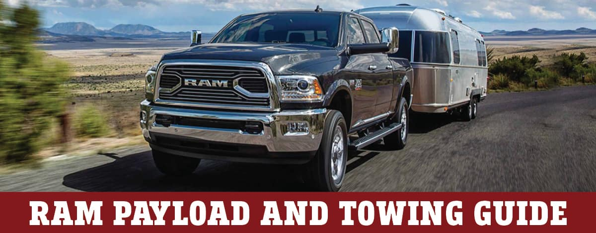 Waynesboro CDJR RAM Truck Towing Guide