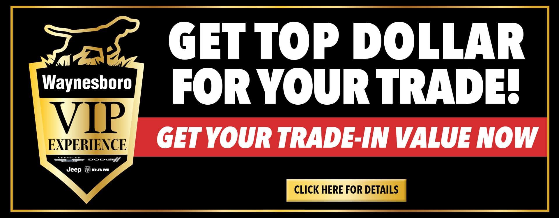 Waynesboro CDJR Trade Banner May 2021