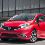 2020 Nissan Versa Hatchback