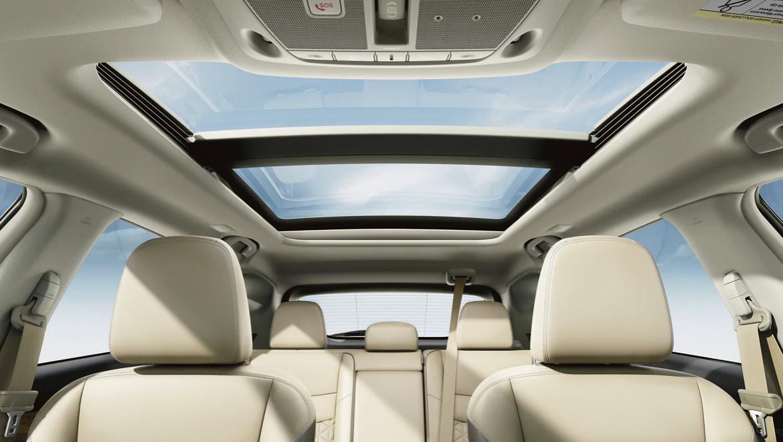 Nissan Murano Configurations