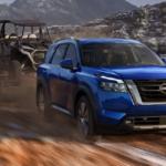 New Nissan Pathfinder