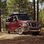 passenger van for sale