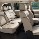 Nissan Armada configurations