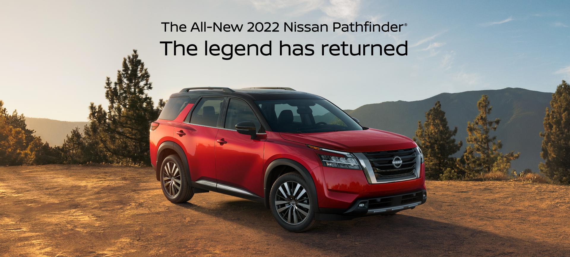 Nissan-OEM-Pathfinder
